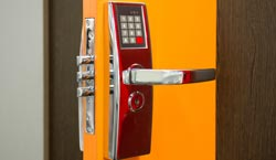 Wake Forest commercial locksmith